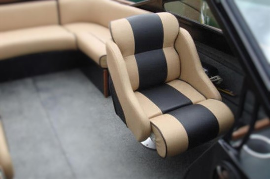 Boat Upholstery | Pete's upholstery Automotive Services